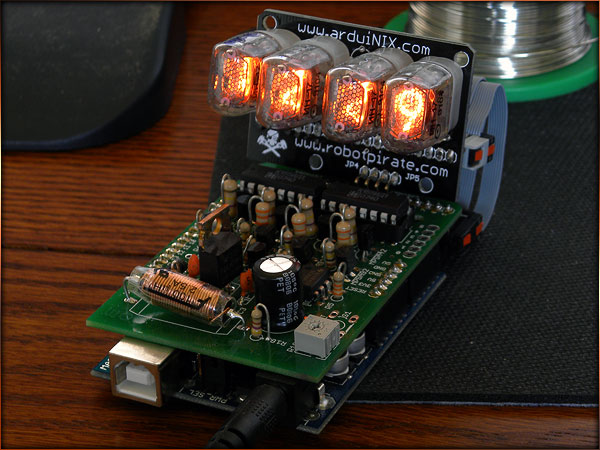 IN-17x4 Tube Boards Are Here