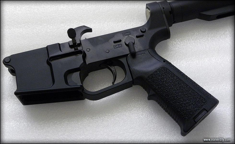 Rainier Arms, MFG UltraMatch Billet Upper